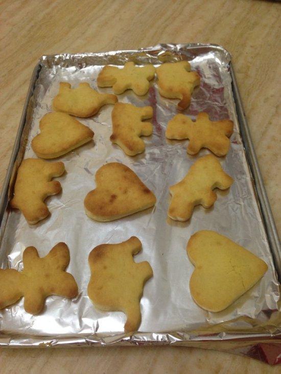 动物饼干的家常做法_动物饼干的做法大全-君之烘培网