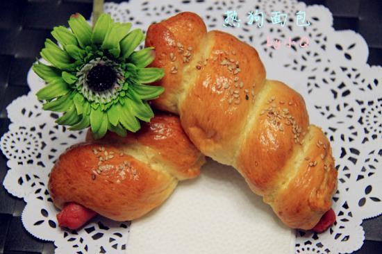 热狗面包的家常做法_热狗面包的做法大全-君之烘培网