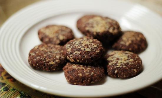 巧克力饼干的家常做法