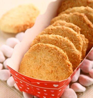 香酥椰子饼的家常做法_香酥椰子饼的做法大全-君之烘培网