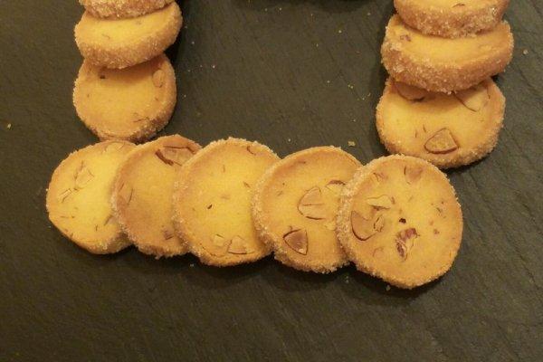 饼干的做法大全_杏仁饼干的家常做法_杏仁饼干的做法大全-君之烘培网
