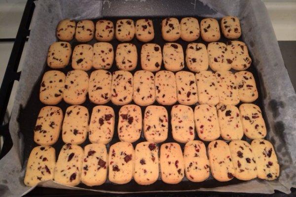 饼干的做法大全_蔓越莓饼干的家常做法_蔓越莓饼干的做法大全-君之
