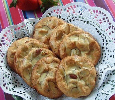 烤杏仁饼的家常做法_烤杏仁饼的做法大全-君之烘培网