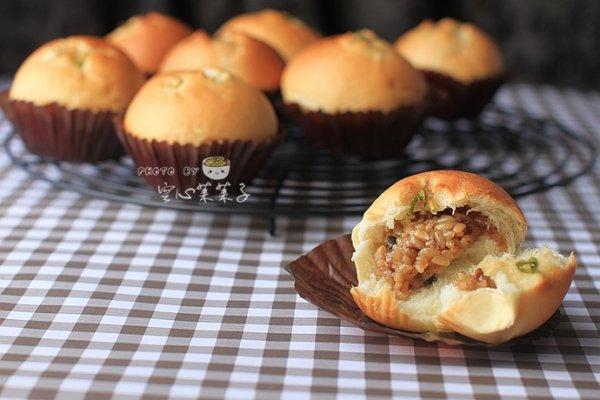 烧卖面包的家常做法_烧卖面包的做法大全-君之烘培网