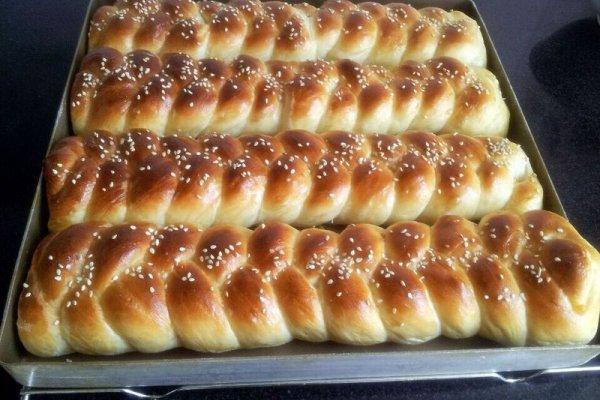 辫子面包的家常做法_辫子面包的做法大全-君之烘培网