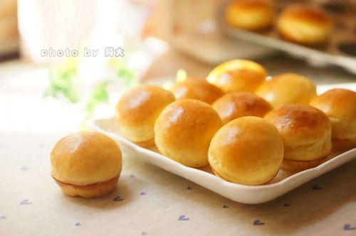 红薯面包球的家常做法_红薯面包球的做法大全-君之