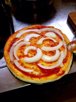 君之披萨的做法大全图解