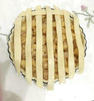 编织苹果派的做法步骤:27