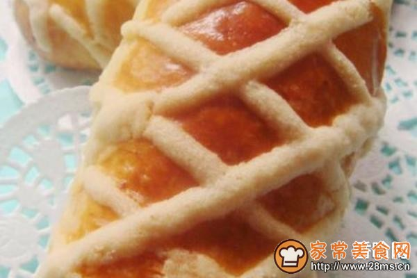 酥香面包的家常做法_酥香面包的做法大全-君之烘培网