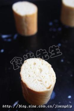 树桩面包的做法图解4