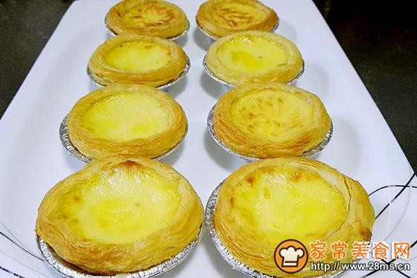 蛋挞的家常做法_蛋挞的做法大全-君之烘培网