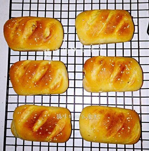 红枣小面包的做法图解17