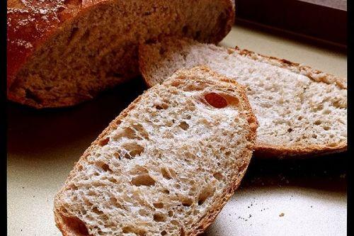 经典欧式乡村面包的做法