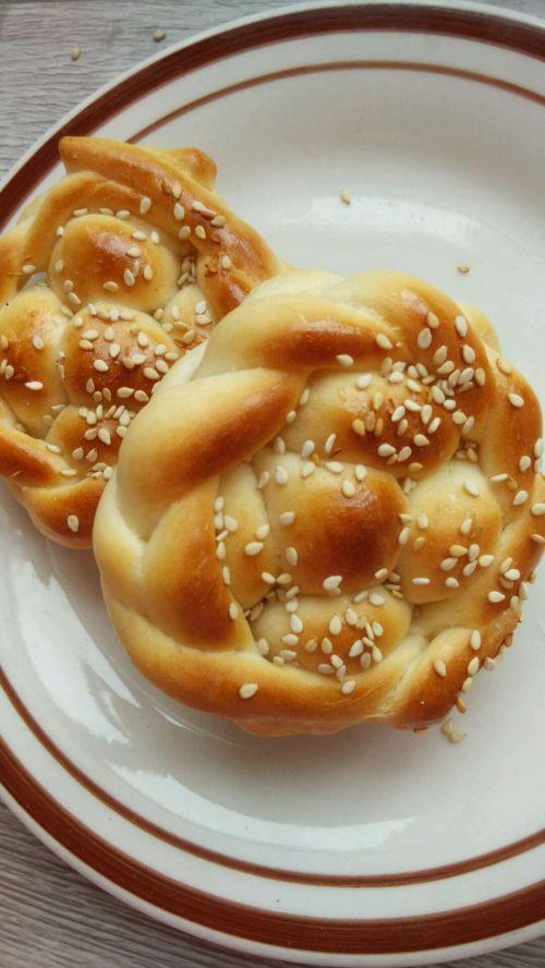 花圈面包的家常做法_花圈面包的做法大全-君之烘培网