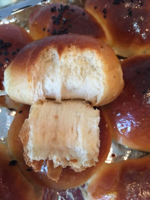 香肠小面包(2)的家常做法