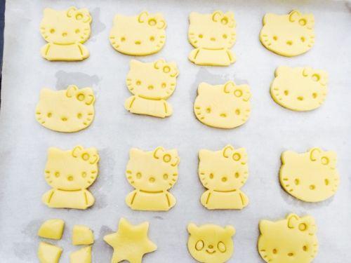 饼干的做法大全_kitty萌猫饼干的家常做法_kitty萌猫饼干的做法大全