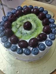 6寸黑森林蛋糕