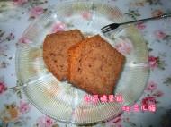红豆磅蛋糕