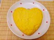 柠檬轻乳酪蛋糕