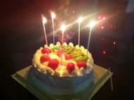 鲜水果蛋糕