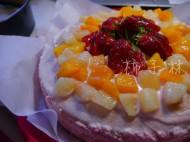 经典戚风水果蛋糕