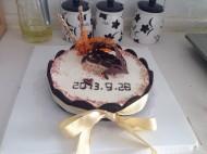 彩虹冻芝士蛋糕