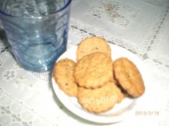 牛奶芝麻苏打饼干