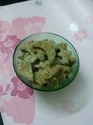 芝麻海苔苏打饼