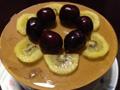 巧克力慕斯水果蛋糕