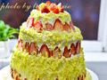 多层生日蛋糕