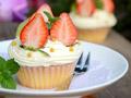 奶油水果蛋糕杯
