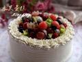 水果装饰蛋糕