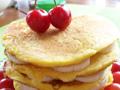 水果夹心蛋糕片