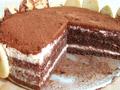 老公的生日蛋糕巧克力