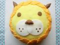 小狮子翻糖蛋糕彩虹蛋
