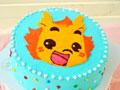 小龙人蛋糕