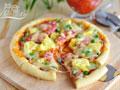 经典夏威夷风情披萨