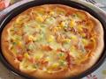 什锦香肠披萨