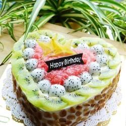无糖生日蛋糕