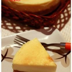 芒果慕斯芝士蛋糕