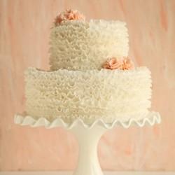 双层翻糖蛋糕