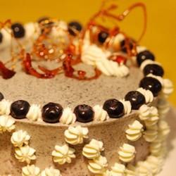紫米慕斯蛋糕