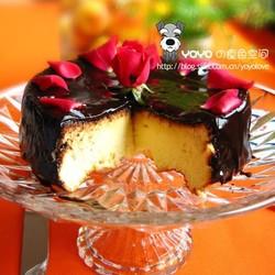 葡萄慕斯蛋糕