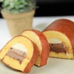拿坡里三色巧克力慕斯
