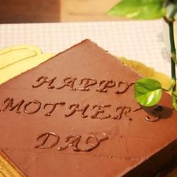 苦甜巧克力慕斯蛋糕