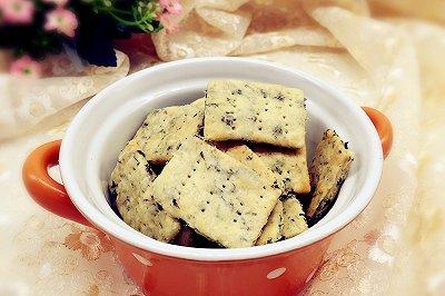 海苔苏打小饼干