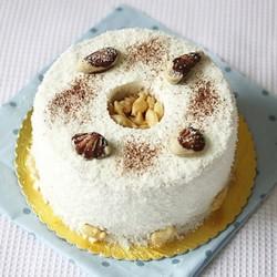 橙皮生日蛋糕
