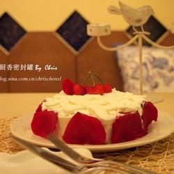 百利甜慕斯节日蛋糕