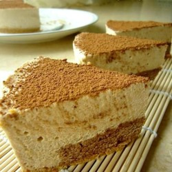 咖啡朱古力慕斯蛋糕