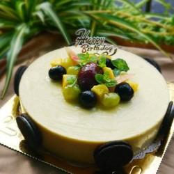 鲜果慕斯蛋糕
